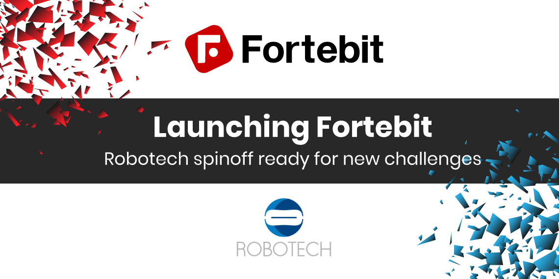 Fortebit Robotech spinoff launch post