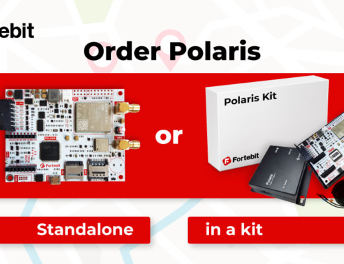 Order Polaris: standalone or in a kit