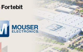 Mouser new distributor